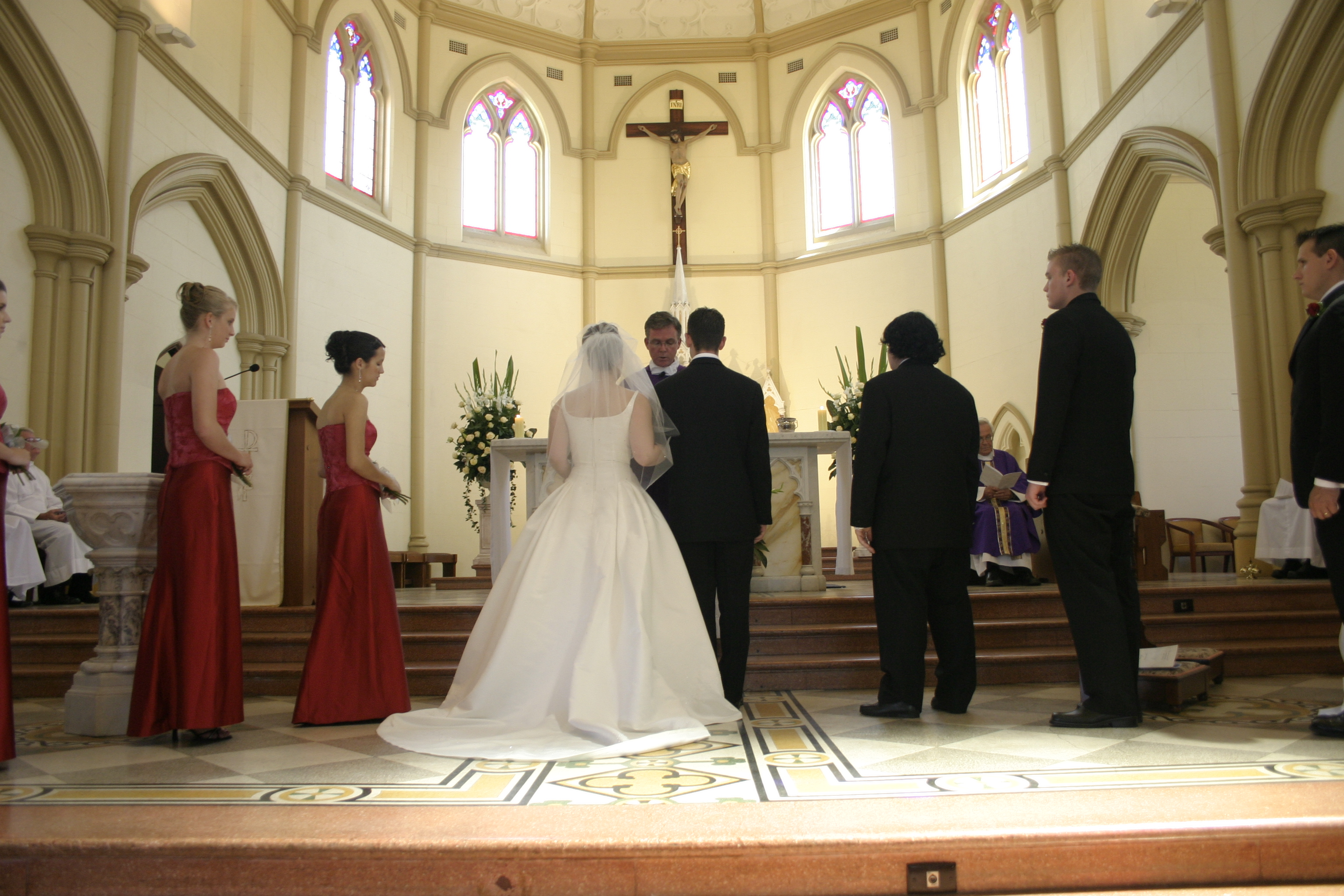 Vocation to marriage